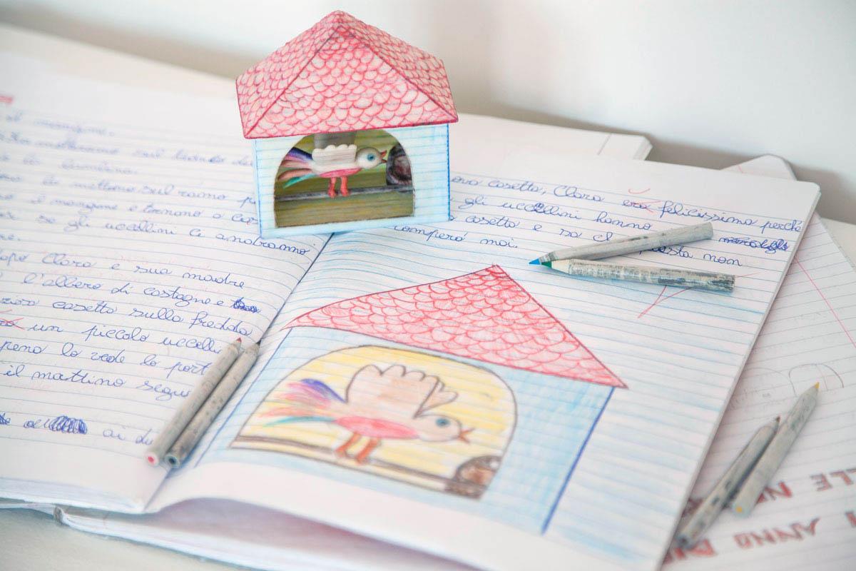 Disegno Di Un Bambino : Il disegno infantile dallo scarabocchio al realismo come il